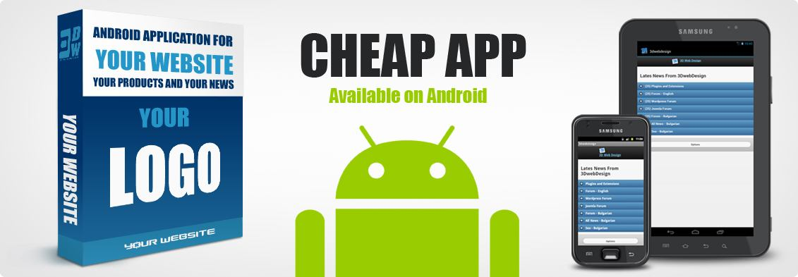 cheap android app development